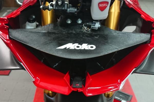 Racing Lufteinlass Moko Ducati Panigale V4